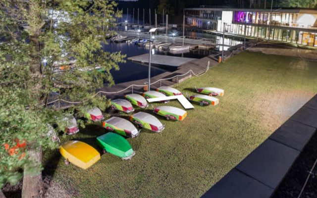 geoSYSTEM in boat club